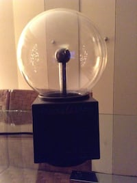 Vintage Illuma Storm Plasma Sphere New York, 10028