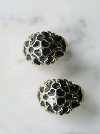 Vintage earrings, costume jewelry,  clip-on Airdrie, T4B 0E4