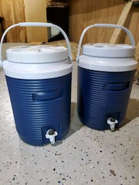2 Beverage Coolers Damascus, 11212