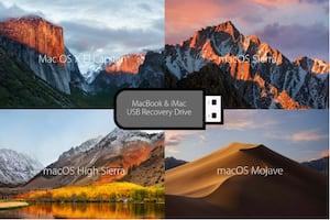Mac OS Install on USB 3 Drive - Pick Your OS 10.6-10.14