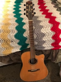 Used Takamine eg363sc acoustic/electric guitar North Vancouver, V7L 1Y7