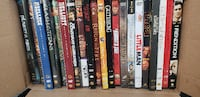 DVD's For Sale Clarksville