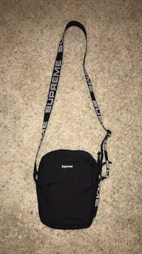 Used Supreme Shoulder Bag For Sale In Raleigh Letgo