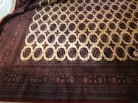 Hand made rug very beautiful and nice rug, size 8 feet by 11.5 feet  22 km