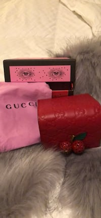Red Cherry Gucci Wallet  Gainesville, 20155