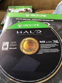 Halo 2, 3, 4, and combat evolution on one disc Edmonton, T6R 0R5