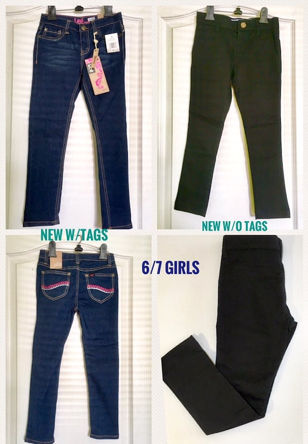 New With & Without Tags Size 6/7 4ae3eb02-9027-4cda-b522-aca35f1e43ff