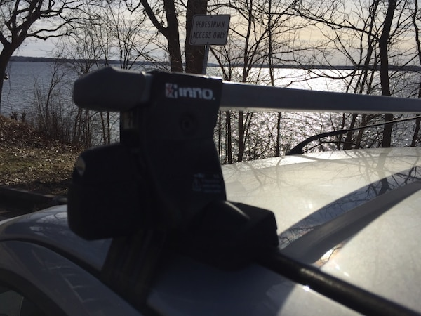 Inno Roof Rack >> Inno In Su Naked Roof Rack System
