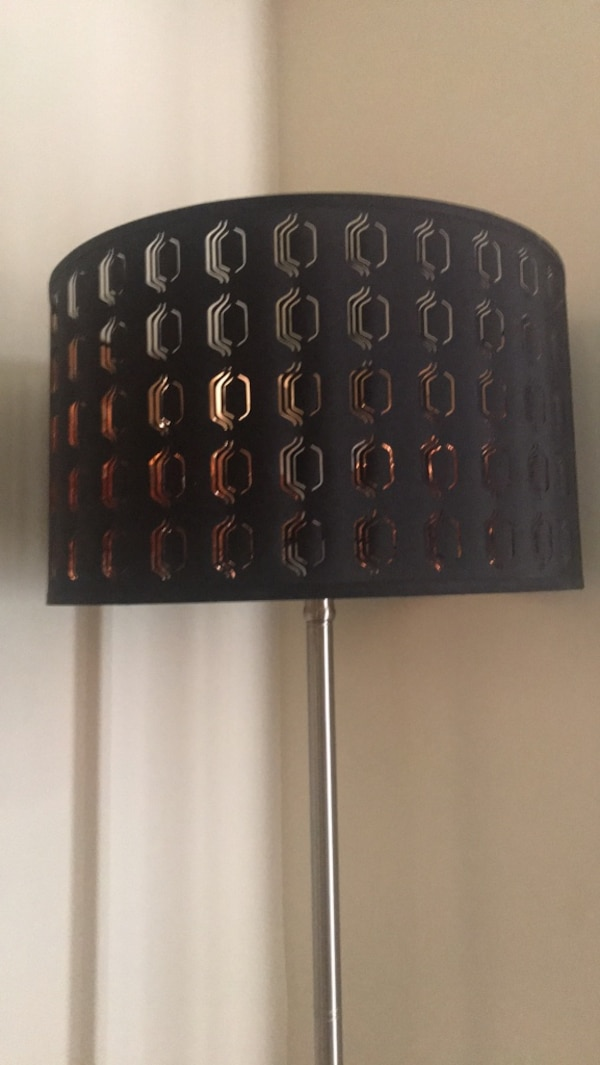 large ikea lampshade only