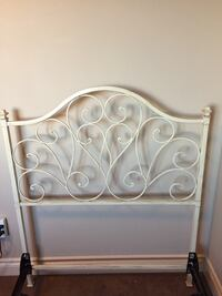 Twin Headboard and Frame
