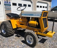 Cub Cadet 124 Stock Pulling Tractor Smithsburg, 21783