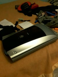 black and gray HP desktop printer Edmonton, T6J