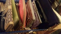 Wallets and cosmetic bags St. Louis, 63125