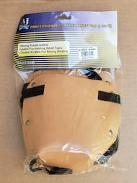 Professional Leather Knee Pads *Brand New* Vancouver