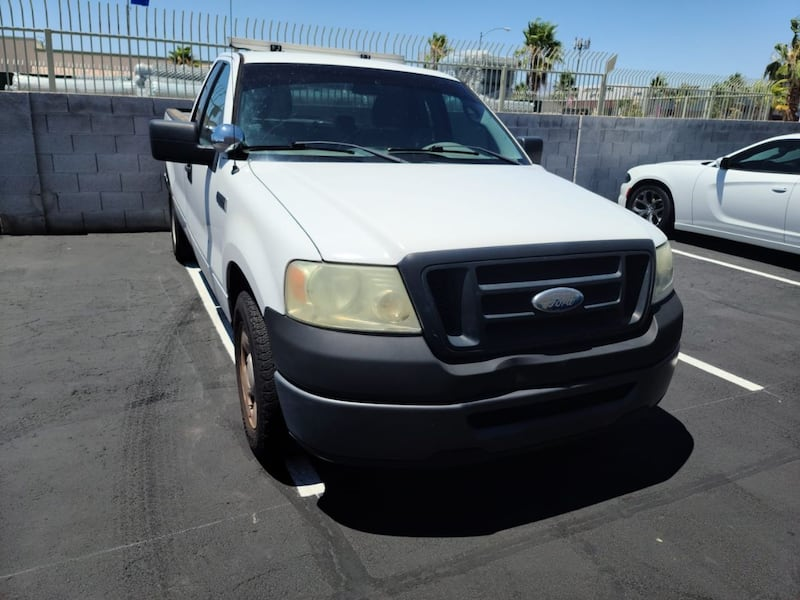 White ford F150 2008 *low miles*  30a01851-0501-4d06-890f-e4dce301f1c6