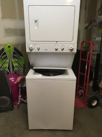 Kenmore combo washer/dryer electric