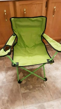 Child folding chair.  Mississauga, L5N
