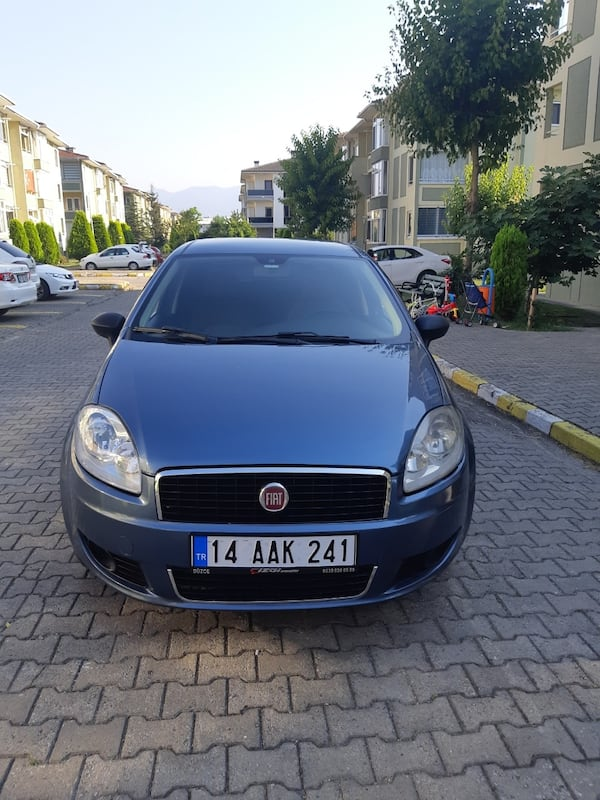 2008 Fiat Linea MULTIJET 90HP ACTIVE DAB ABS AC 0