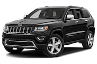 2016 Jeep Grand Cherokee 4WD 4dr Limited Scarborough, M1B2W3
