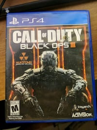 Black ops 3 ps4 Berea, 40403