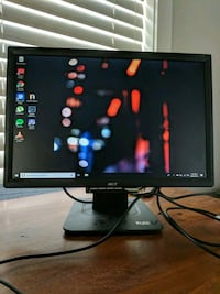 Acer Monitor, 1280*960 VGA perfect condition!  Vancouver, V6K 4B7