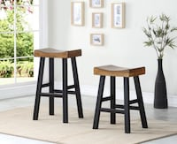 *****Accent Saddle Stools Sale**** Mississauga