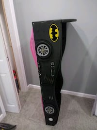 Toddler batman bed frame