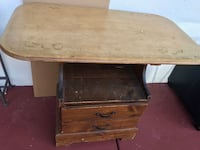 Antique Table with two drawers San Diego, 92109