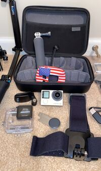 GoPro Hero 4 Silver with accessories Damascus, 20872
