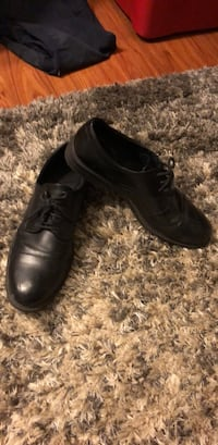 All Black Dress Shoes size 10.5 Fairfax, 22033