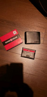 Leather wallet. Brand new.
