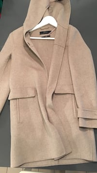 Cappotto Zara Basic XS handmade collection