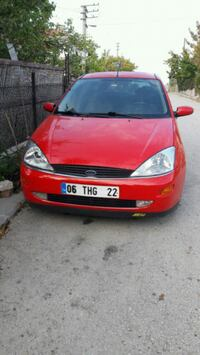 Ford - Focus - 2001 8744 km