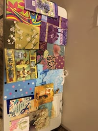 15 Assorted gift bags all occasions sizes St Paul