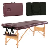 Massage Table with Carrying Case