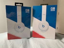 Beats Solo 3 Wireless Club Collection White