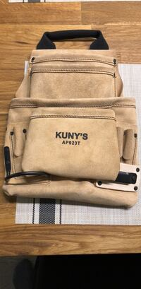 Brand new construction pouch 536 km