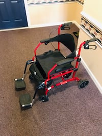Wheelchair Transport/ Rollator