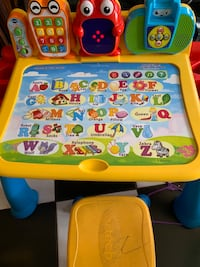 Vtech Touch and Learn Activity desk  Chula Vista