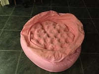Pink inflatable kids chair 42 km