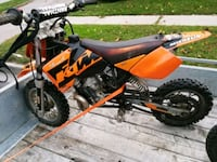2000 KTM 50 senior runs great Georgina, L4P 3M8