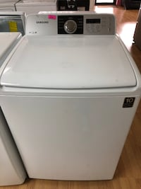 Samsung white top load washer Woodbridge, 22191