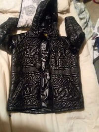 (XL) womans CROOKS N CASTLES WINTER JACKET