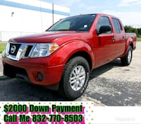 Nissan - Frontier - 2015 $2000 DOWN PAYMENT Houston