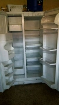 white side-by-side refrigerator Rancho Cucamonga, 91730
