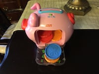 Fisher price laugh and learn piggy bank  Manassas, 20110
