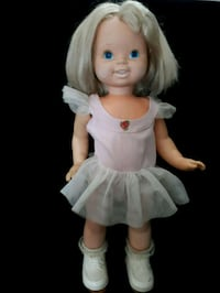 "VINTAGE ""SWINGY"" DOLL"
