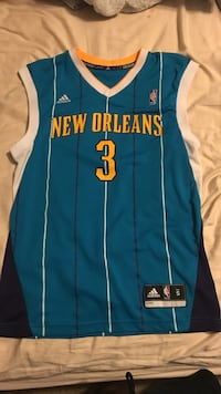 Chris paul throwback new orleans hornets jersey small Ponte Vedra, 32081