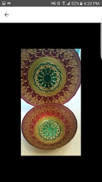 Beautiful plate and bowl set Victoria, V8Z 6R2
