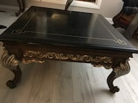 4 piece tables , coffee table, 2 side tables and console table